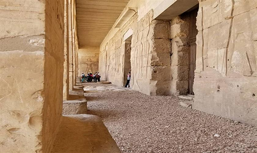 Abydos temple from Hurghada day trips