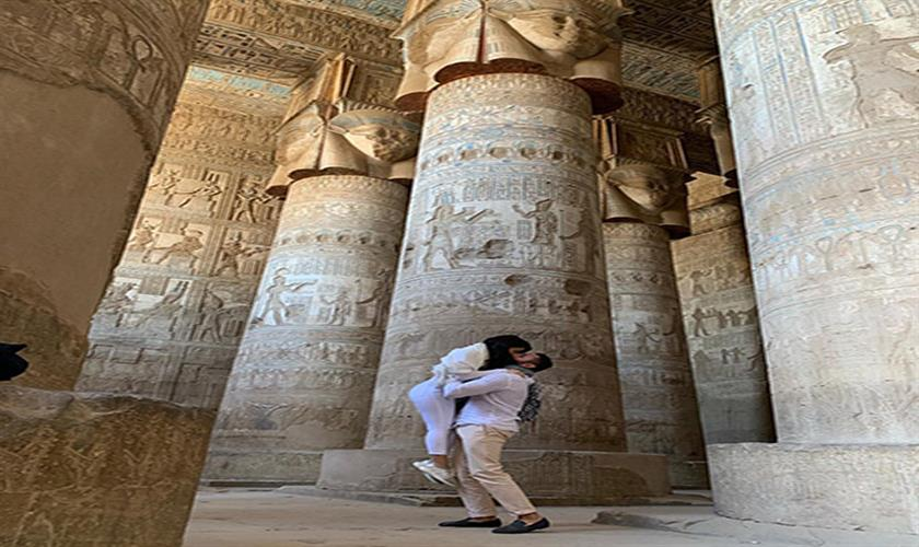 Day Trips from Luxor to Abydos and Dendera