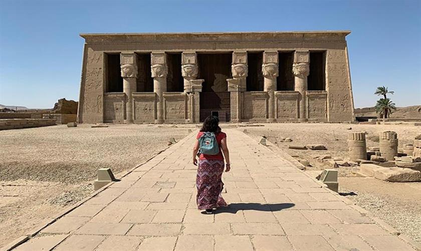 Luxor Cruise to Dendera Temple in private day tours