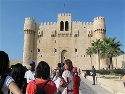 Overnight to Egypt Pyramids Trip & Alexandria from Port Said