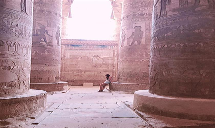 Private day Tour to Abydos and Dendera Temple from Hurghada