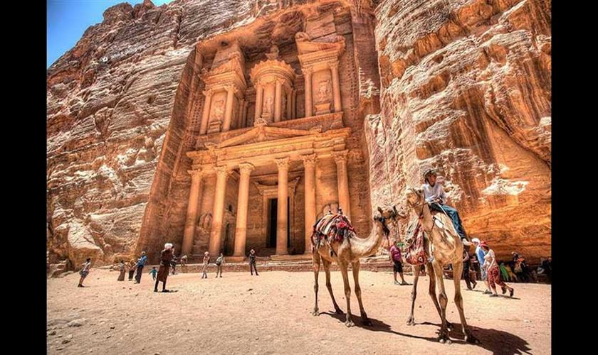 Sharm to Petra