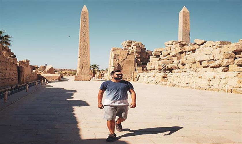 Two Day Cairo & Luxor Tours from Hurghada