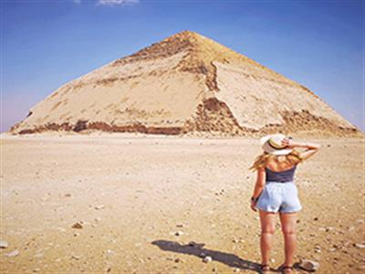 Cairo Day Tours to Memphis, Saqqara, and Dahshur by Bus