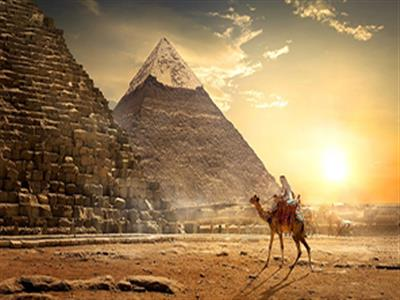 Cairo Pyramids Tour from Port Said