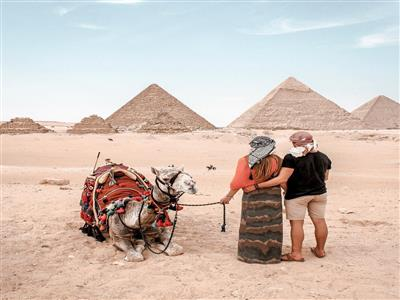 Cairo day tours to Giza Pyramids and Egyptian Museum