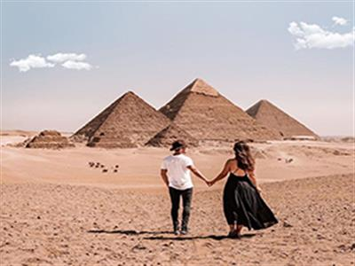 Private Day Trip to Cairo from Luxor by Flight