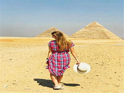 Great Pyramid of Giza Tour from Alexandria