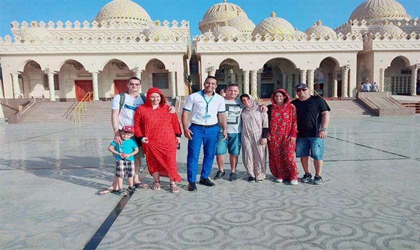 hurghada sightseeing private city Tour