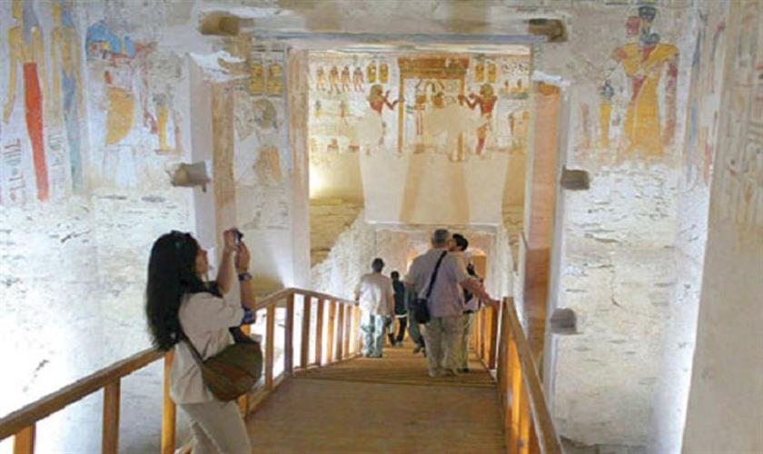 luxor east and west bank tour