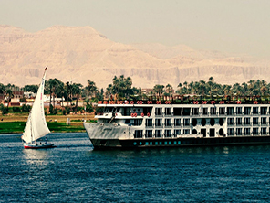 luxor nile cruise