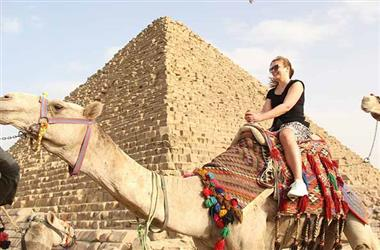 Marsa Alam to Pyramids of Giza Day Trip by Flights