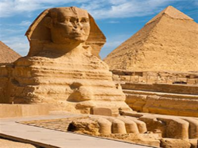 Pyramids and Cairo Museum Tour from Port Sokhna