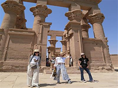 Trip to Luxor from Sharm El Sheikh by Flight