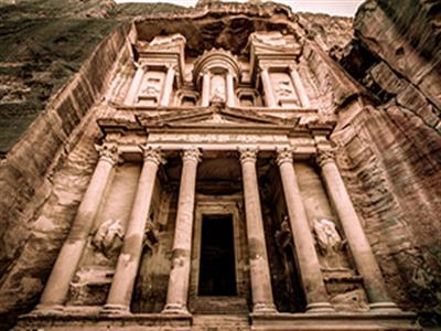 Sharm El Sheikh to Petra Day Tour