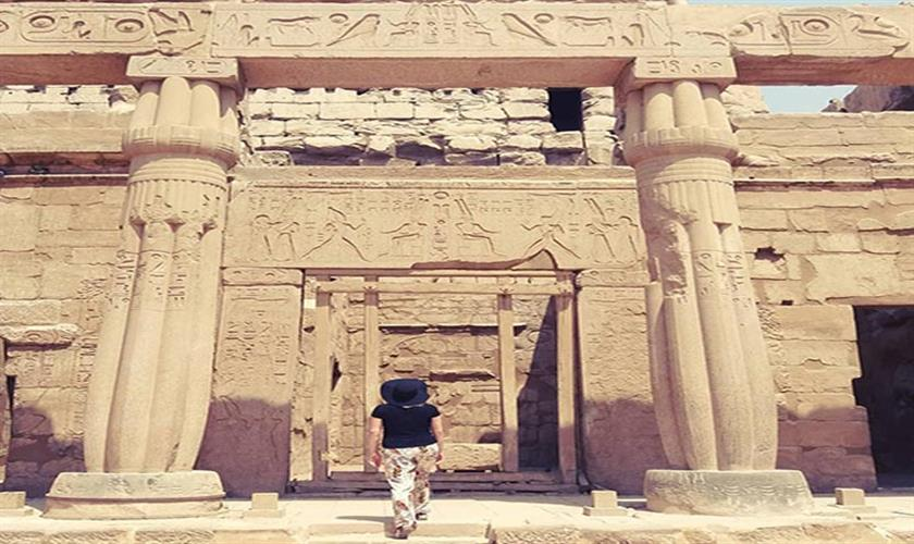 trip to cairo and luxor by flight