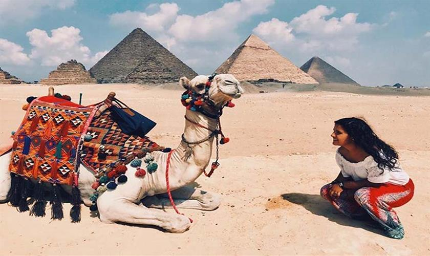 trip to cairo