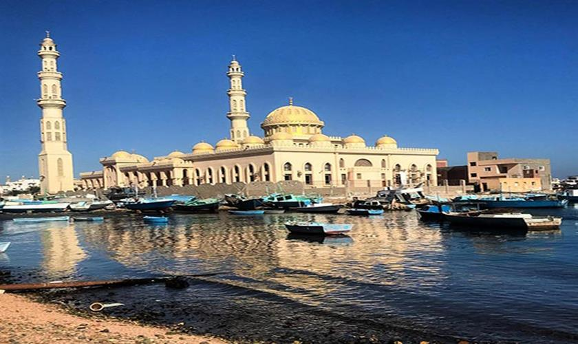 trips in hurghada private city Tour
